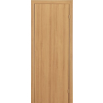 Дверное полотно  VERDA ДГ21-07 бук  2000х600х40мм с четвертью