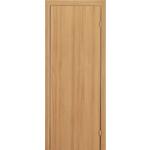 Дверное полотно  VERDA ДГ21-09 бук 2000х800х40мм с четвертью
