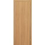 Дверное полотно VERDA ДГ21-10 бук  2000х900х40мм с четвертью