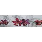 Панель  Цветы №8 Орхидеи 2000х600х1.5мм