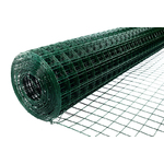 Сетка сварная ПВХ 50х50(100)х1,6мм, 1.5х20м Сенеж -Гармония (Зеленая )