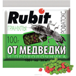 Рубит Рофатокс от медведки и проволочника,100г