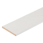 Наличник VERDA плоский белый  2130х60х8мм