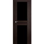 Дверное полотно Эко - шпон 10Х Мелинга Венге Триплекс  2000*600мм