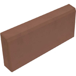 Бордюр 500*210*30 коричневый Тверь