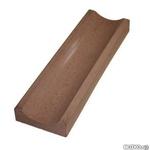 Водосток 500*160*50мм  коричневый (Тверь)