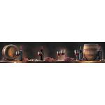 Панель  Фартук Красное вино 3000х600х1,3мм