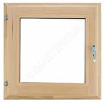 Окно со стеклом 600*600