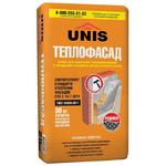 Клей универсальный  Юнис ТеплоФАСАД, 25 кг