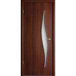 Дверное полотно Итальянс.орех 4С6 700х2000 мм Фьюзинг