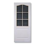 Дверное полотно Классик со стеклом 2000*600мм
