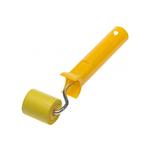 Валик прижимной резиновый 40 мм с ручкой