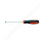Отвертка ,плоская 6,0*150,двухкомпонентная ручка
