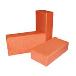 Kирпич  плотный для камина печной  красный, М-200 Боровичи
