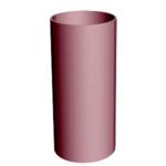 Труба водосточная, 3 м, цвет