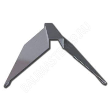 konek-s-xrebtom-oczinkovannyij-135x30x135mm-2m-zn