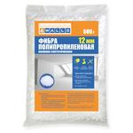 Фиброволокно для  бетонов и строительных растворов 12 мм (600гр.)