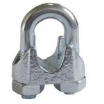 Зажим для стальных канатов оцинк. DIN 741 М8