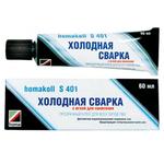 Клей д/холодной сварки д/линолеума  Хомакол S401(60 мл)