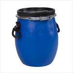 Бочка пластиковая синяяя  20 дм3 /20 литров/