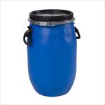 Бочка пласиковая синяя 30 дм3 /30 литров/