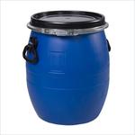 Бочка пластиковая синяя  48 дм3 /48 литров/