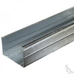 Профиль стоечный для перегородок ПС-2,  L=3м (50х50х0,6 мм) КНАУФ