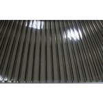 Сотовый поликарбонатдля теплиц 4мм 2100х6000м Серый