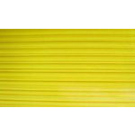 Сотовый поликарбонат 8мм 2100х12000мм Желтый (Юг-ОЙЛ-Пласт)