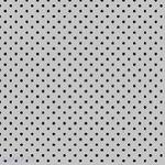 Плита к подвесному  потолку металлическая перфорированная Белая 600x600 мм d=1.5мм