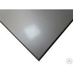 Плита к подвесному  потолку металлическая МЕТАЛЛИК 600x600 мм