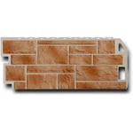 Фасадная панель FineBeer  Камень терракотовый 1137х470мм