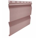 Сайдинг Розовый  3050х230 мм