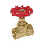 Вентиль бронзовый ДУ -15 (15Б1П)  красный