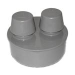 Аэратор КС (вакуумный клапан) D=110мм