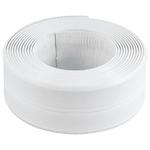 Лента бордюрная 20*20мм   (3,35м) герметик белая