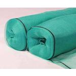 Сетка защитная фасадная  зеленая  притенение 35 %  4*100 м