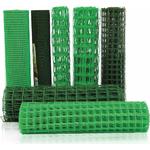 Сетка садовая, ячейка 30*30(1,5*20м), зеленая