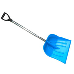 Лопата снегоуборочная 500*382 мм  б/ черенка