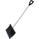 Лопата снегоуборочная КРЕПЫШ-2  465*340мм с ал/ч