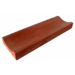 Водосток 500*160*50мм красный (Тверь)