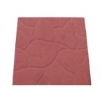 Плитка тротуарная Песчаник 300*300*30 красная Тверь