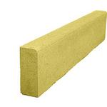 Бордюр 500*210*35 мм желтый
