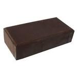 Брусчатка КИРПИЧ 200*100*45 мм шоколад Тверь