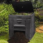 Компостер садовый Е-composter115*79,5*80см, 470 л (без основания )
