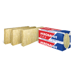 Утеплитель базальтовый Изомин Лайт 1200*600*50/8плит/0,288м3
