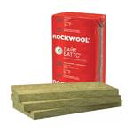 Базальтовый утеплитель  Rockwool Лайт баттс м35,100мм1х0,6м/3м2