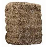 Пакля льняная строительная тюк. 60 кг