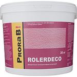 Prorab ROLLERDECO мелкорельефная шуба, 20 кг