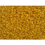 Щебень декоративный Желтый  , 10 кг